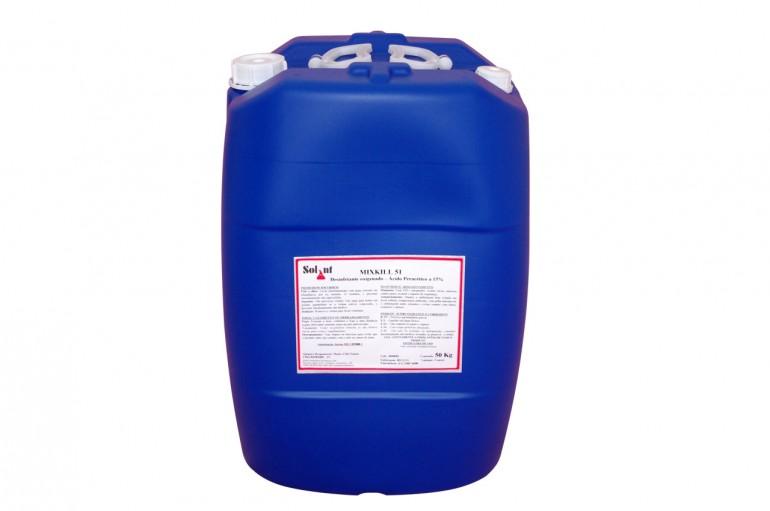 MixKill 51 | Desinfetante oxigenado com ácido peracético